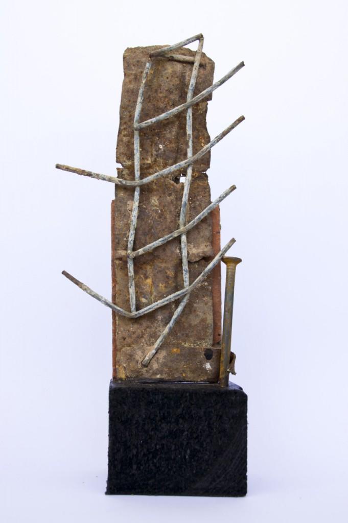 Das Gerüst , von stebü 2011