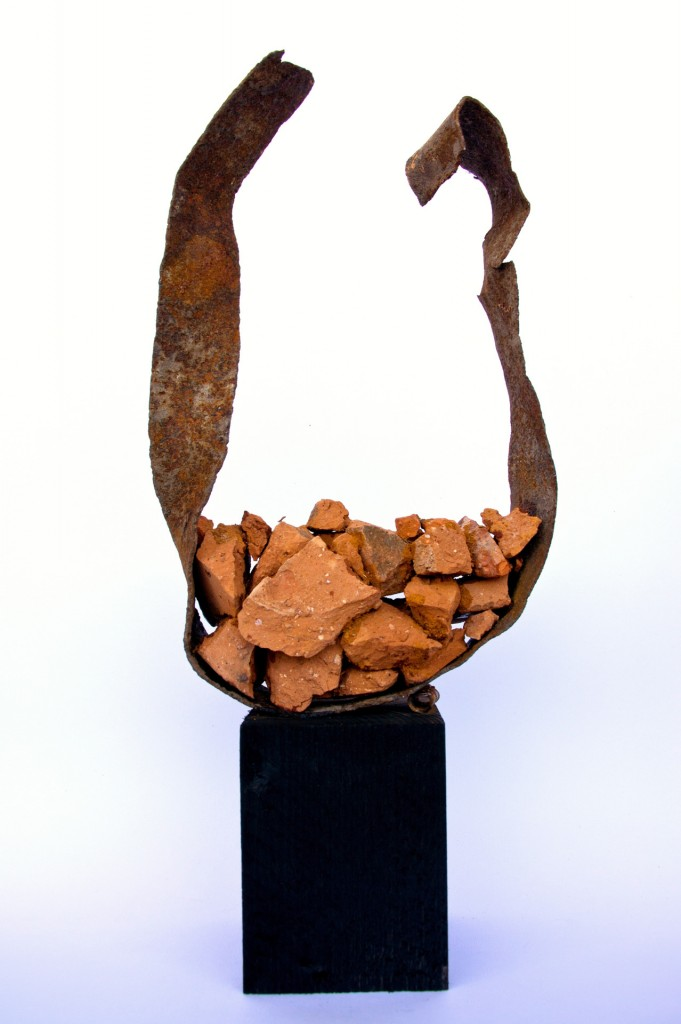 Steine kann man nicht essen von stebü,  2012 Fotografie 50cm x 70cm