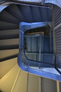 Treppenhaus, 2012, von stebü Fotografie 60cm x 40cm