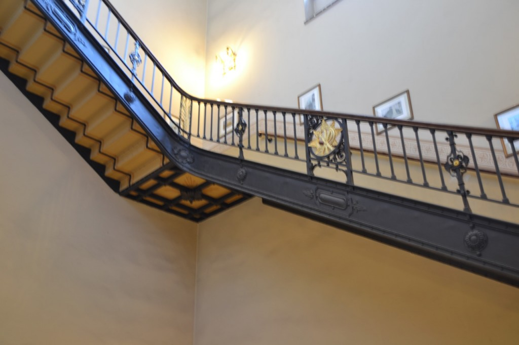 Treppenhaus I, 2012, von stebü Fotografie 40cm x 60cm