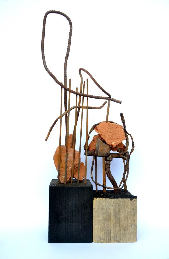 Symbiose Tribunal-3o.T., 2012, von stebü Fotografie 50cm x 70cm