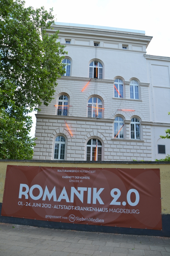 Romantik 2.0  Magdeburg   Juni  2012