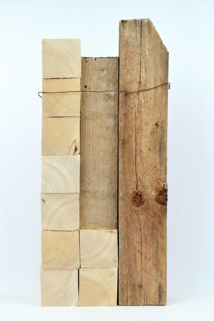 Gemeinsamkeit und jedes für sich ist einzig, 2012, stebü, Installation 60cm x 25cm x 12cm
