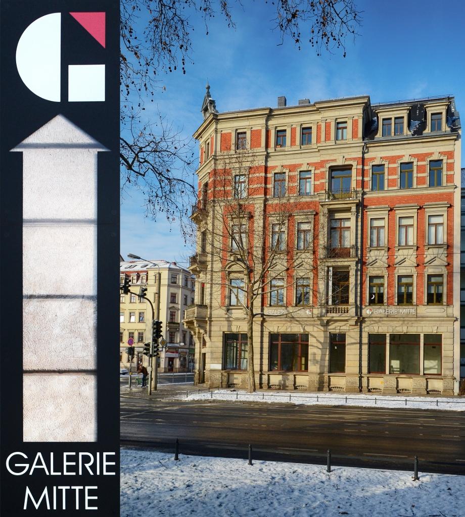 Ausstellungsprojekt des Neuen Sächsischen Kunstverein, Vernissage: 10. Januar 2013 um 19.30 Uhr in der GALERIE MITTE Striesener Straße 49, D-01307 Dresden (11.01.2013 - 16.02.2013)