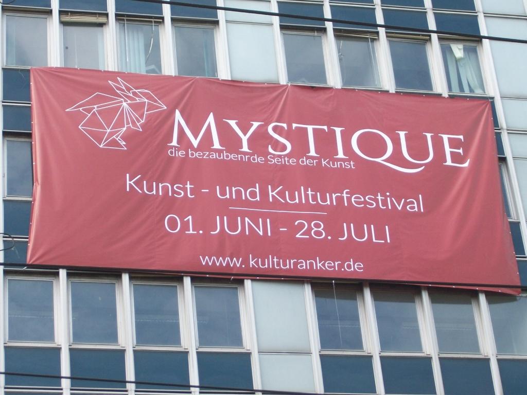 """Gemeinschaftsausstellung """"Mystique"""" Magdeburg (Juni/Juli 2013)"""