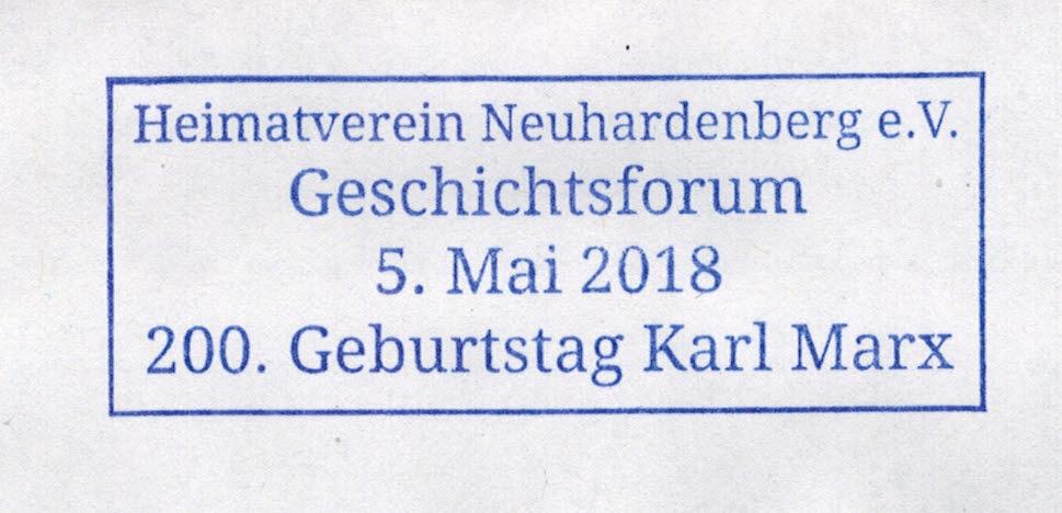 Nebenstempel_HVN_Karl-Marx20022018
